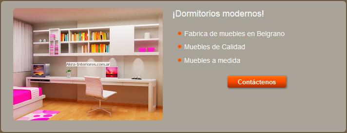 Habitaciones juveniles muy modernos - Muebles de escritorio juveniles ...